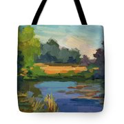 A Patch Of Sun Tote Bag