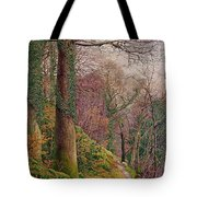A Path In The Wood Tote Bag