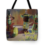 A Pear And Three Of A Kind Tote Bag