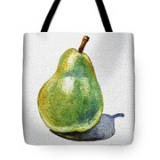 A Pear Tote Bag