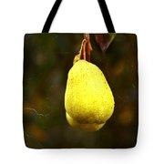 A Pear Tree Tote Bag