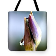 A Pearl In My Mouth - Water Droplets Tote Bag