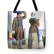 A Peasant Couple Of Parmerend, North Tote Bag
