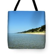 A Perfect Day On The Water Tote Bag