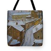 A Perfect Winter Night Tote Bag