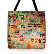 A Person Is Always Accountable Tote Bag