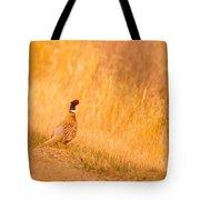 A Pheasant  Tote Bag