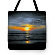 A Phoenix Firebird Sunset Tote Bag