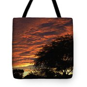 A Phoenix Sunset Tote Bag