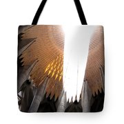 The Light Of Heaven On Earth Tote Bag