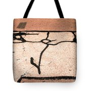 A Piece Of Serenity Tote Bag