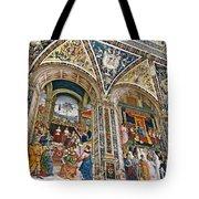 A Piece Of The Piccolomino Tote Bag