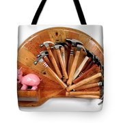 A Pigs Interest   #64 Tote Bag