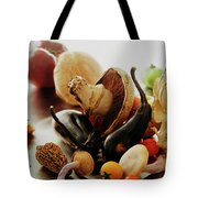 A Pile Of Vegetables Tote Bag