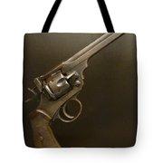 A Pilot's Pistol Tote Bag