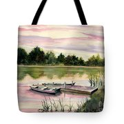 A Place In My Heart Tote Bag