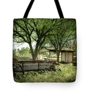A Place In The Shade Tote Bag