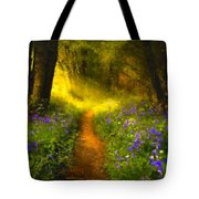 A Place In The Sun - Impressionism Tote Bag
