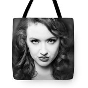 A Place In Time Jessamyn Tote Bag by Gary Heller