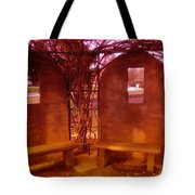 A Place Of Solace After Loss Tote Bag