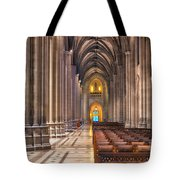 A Place Of Worship Tote Bag