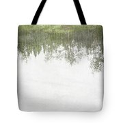 A Place So Far Yet Feels Like Home Tote Bag by Brett Pfister