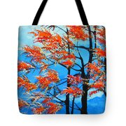 A Place To Get Away Tote Bag