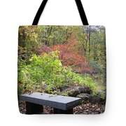 A Place To Think II Tote Bag