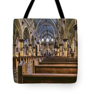 Place To Worship Tote Bag