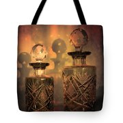 A Play Of Light At Dusk Tote Bag by Loriental Photography