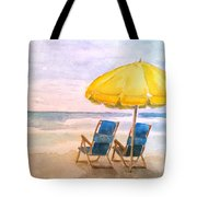 A Pleasure Island Afternoon Tote Bag