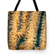 A Polyp Line Tote Bag by Jean Noren