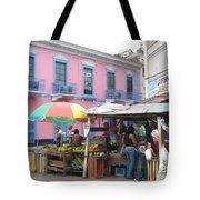 A Pop Of Tropical Color Tote Bag