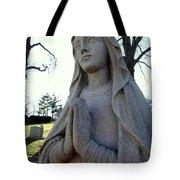 A Prayer Tote Bag