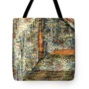 A Profusion Of Chintz Tote Bag