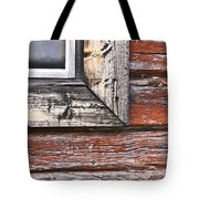 A Quarter Window Tote Bag