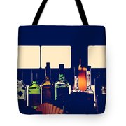 A Quiet Dinner Tote Bag