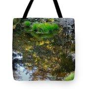 A Quiet Little Pond Tote Bag