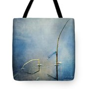 A Quiet Moment Tote Bag by Priska Wettstein