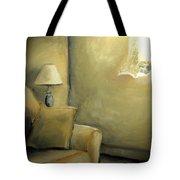 A Quiet Room Tote Bag