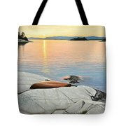 A Quiet Time Tote Bag by Kenneth M  Kirsch
