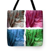 A Quilt Will Warm Your Body And Comfort Your Soul Tote Bag