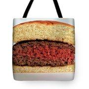 A Rare Hamburger Tote Bag