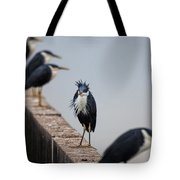 A Real Bad-hair Day Tote Bag