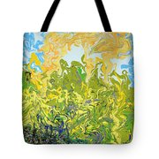 A Reflected Sky Tote Bag