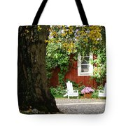 A Relaxing Finnish Afternoon Tote Bag