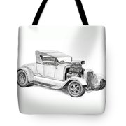 A Rod Tote Bag