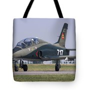 A Romanian Air Force Advanced Trainer Tote Bag