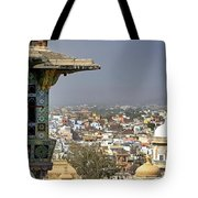 A Room With A View.. Tote Bag