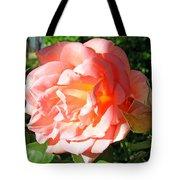 A Rose And A Rose Tote Bag